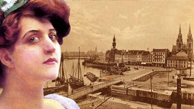 De Asteblieftmädchen van Oostende