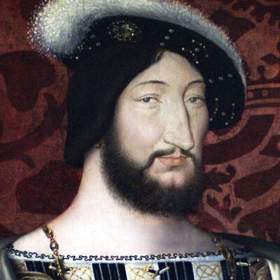 Koning Frans I van Frankrijk