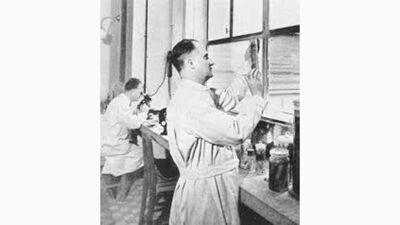 Eugène Leloup, de Brusselse wetenschapper