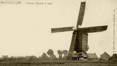Molen van Wirtz, gesloopt in 1909