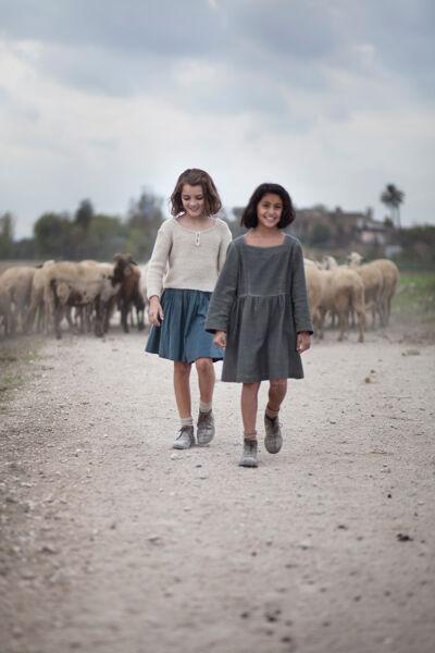Elisa Del Genio en Ludovica Nasti
