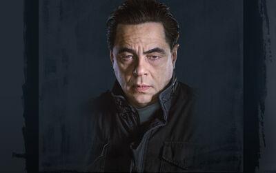 Benicio del Toro als Richard Matt