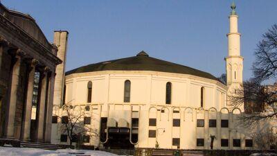 Grote moskee van Brussel