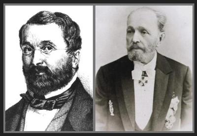 Marius Petipa en Pyotr Ilyich Tsjaikovski