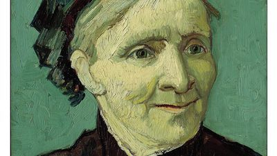 Vincent Van Gogh: Portret van zijn moeder (1888)