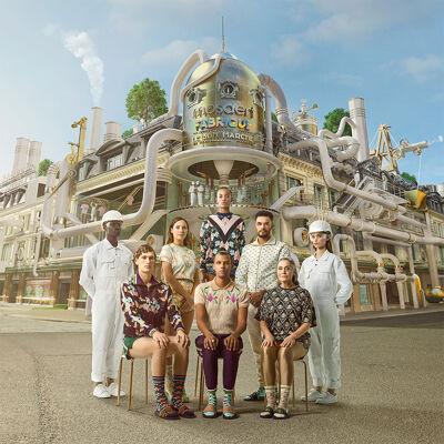 Videoclip - Défilér - Stromae
