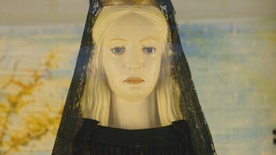 Het miraculeuze Mariabeeld van Mortsel