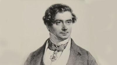 Sylvain Van de Weyer, de latere eerste minister