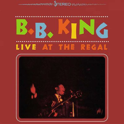Hoes van 'Live at the Regal' van B.B. King (1964)