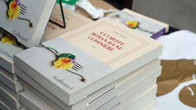 Het recentste boek van Ndiaye, 'La cheffe', is nog niet naar het Nederlands vertaald.
