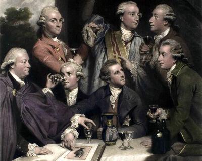 Joshua Reynolds: The Dilettanti Society