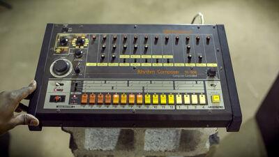 Roland TR-808 Rhythm Composer: de eerste drummachine