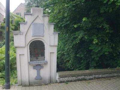 Borgt: Sint-Donatuskapelletje ter herinnering aan de ramp van 1839