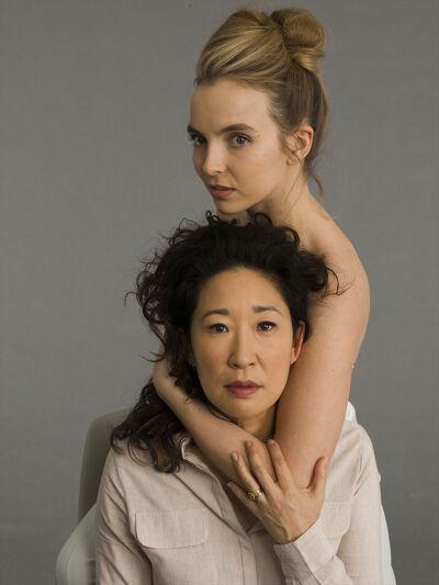 Sandra Oh en Jodie Corner