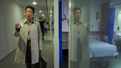 Sandra Oh als Eve Polastri