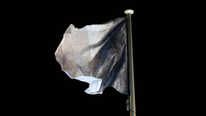 Flags be part - Hannelore Van Dijck