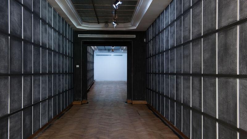 Werk voor Young Belgian Art Prize