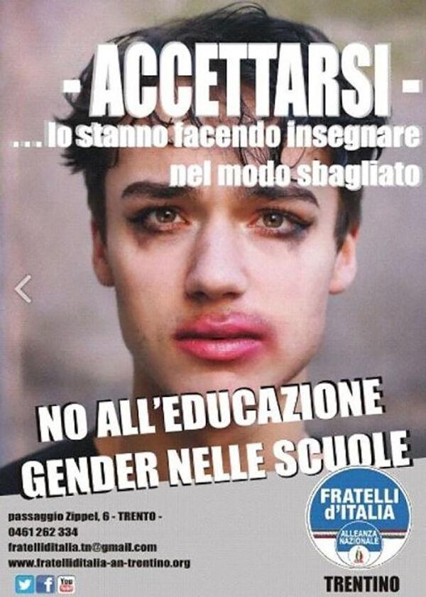 Elkaar accepteren... Ze leren het je verkeerd, nee tegen genderopvoeding op de scholen.