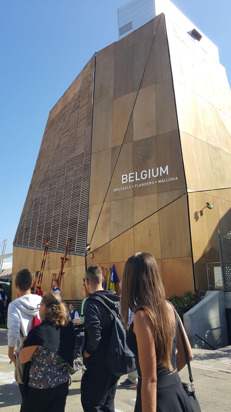 Belgisch paviljoen