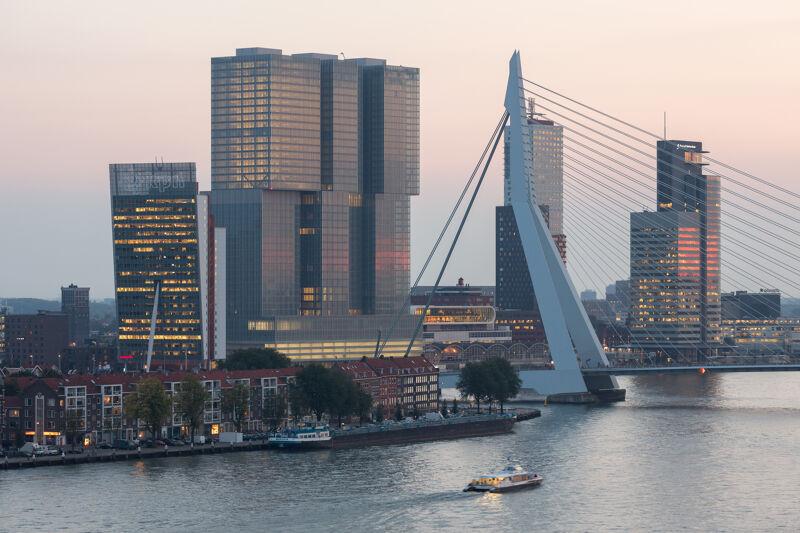 De Rotterdam, Rotterdam. 1997-2013.