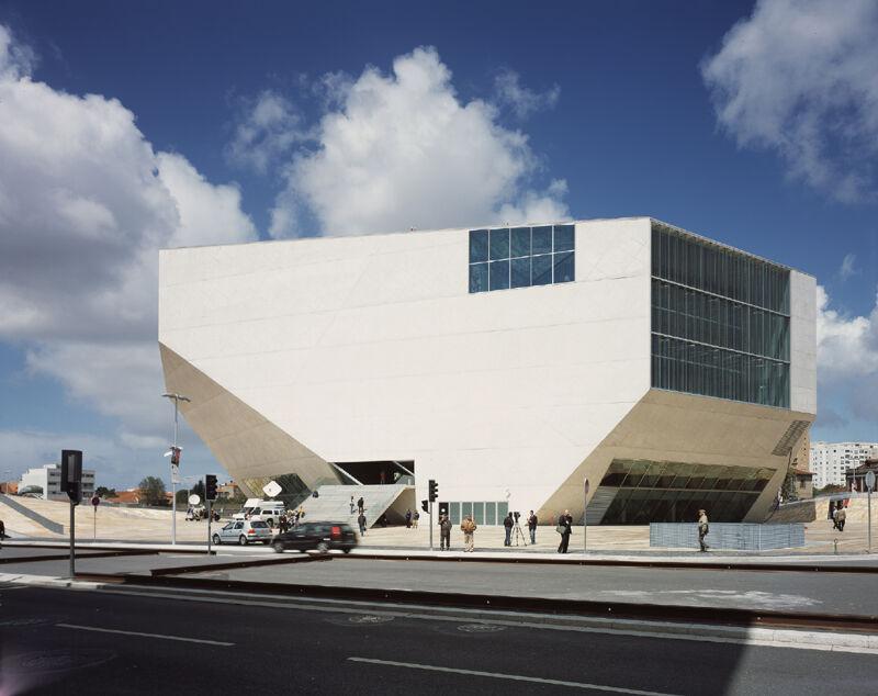 Casa da Musica, Porto. 1999-2005.