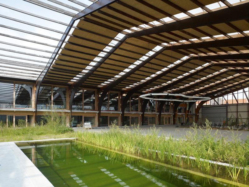 Architectenbureau Robbrecht en Daem, Gent. 2005-2007.