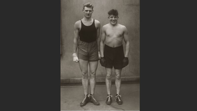 Die Boxer, 1929 / De boksers, 1929