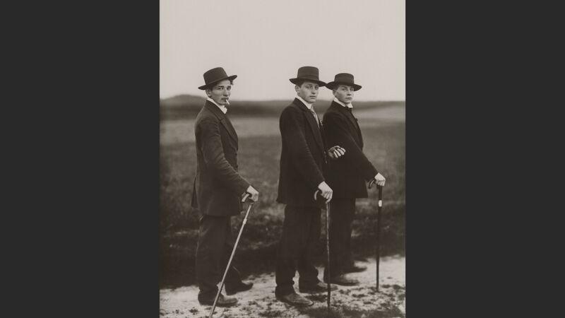 Jungbauern, 1914 / Jonge boeren, 1914