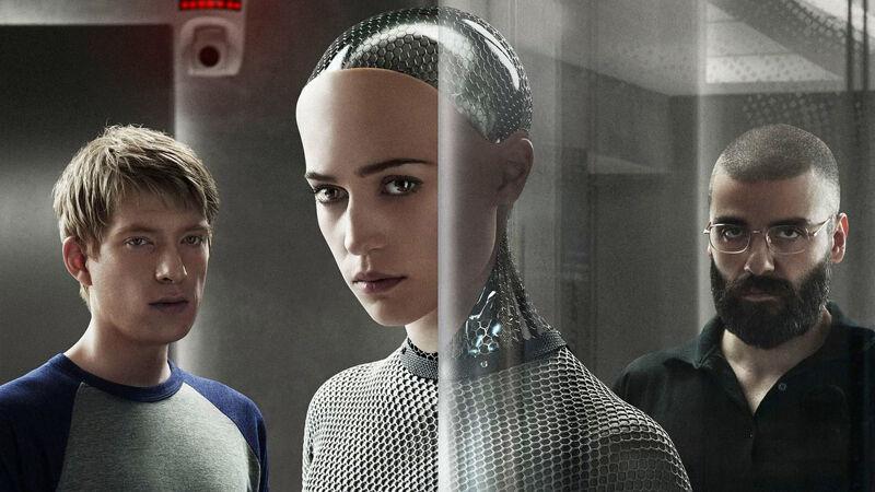 Sexy robots rule!