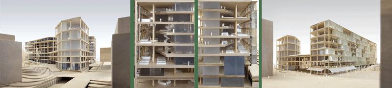 Robbrecht & Daem + DIERENDONCKBLANCKE architects