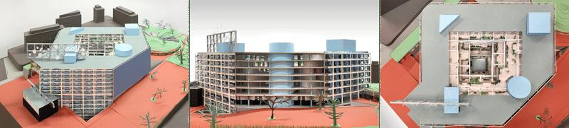 Architecten devylder-vinck-tailleu + evr-Architecten