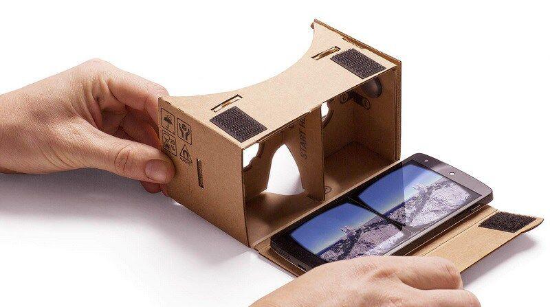 Je eerste ervaring met 360° is best wel sensationeel en indrukwekkend.