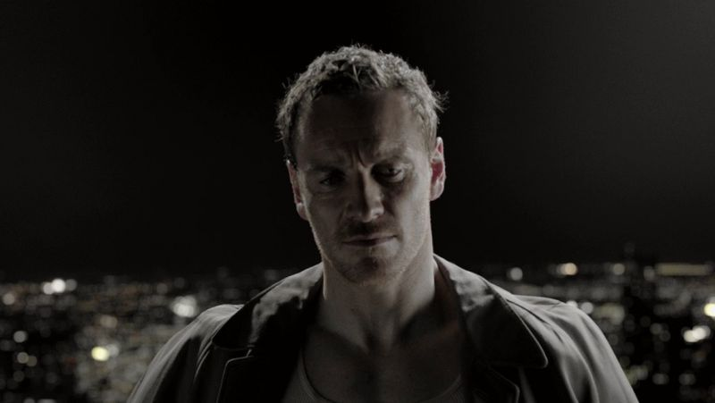 Michael Fassbender in Take Flight