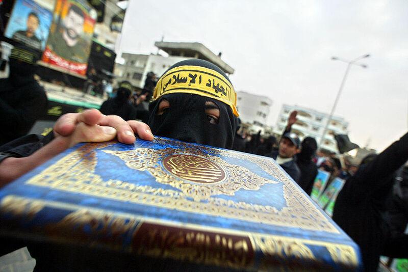 Salafi jihadi's halen alle teksten uit de Koran die hun ideologie zou kunnen onderbouwen.