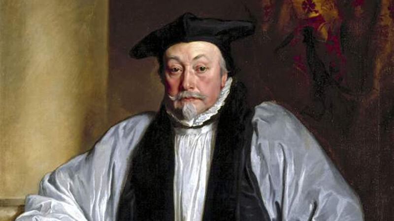 Anthony Van Dyck: portret van aartsbisschop Laud