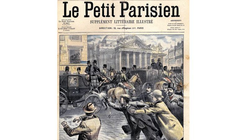 Voorpagina 30 november 1902