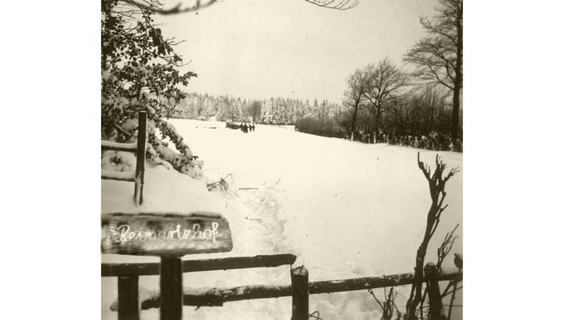Winter '53 in Reinartzhof
