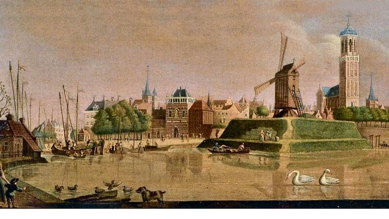 Zwolle in de 18de eeuw