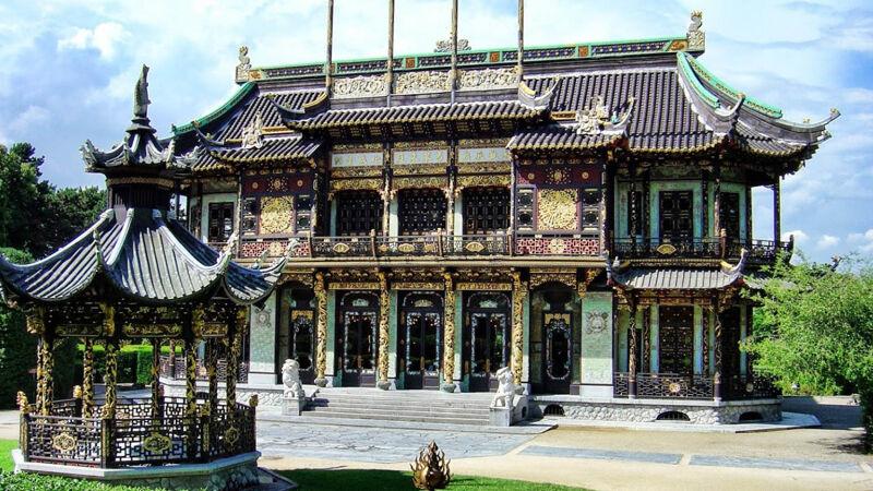 Het Chinees Paviljoen