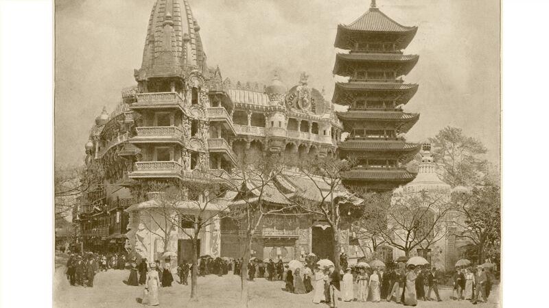 Le Tour du Monde, Parijs 1900