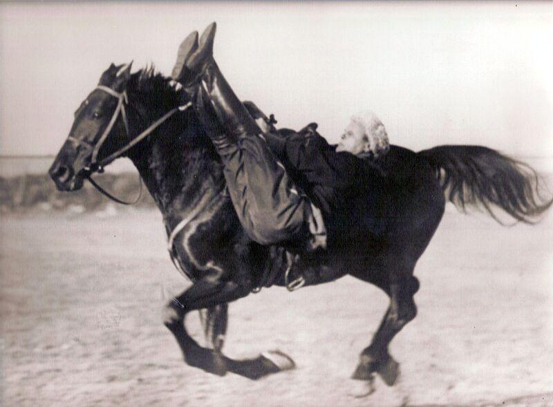 Exercitie te paard