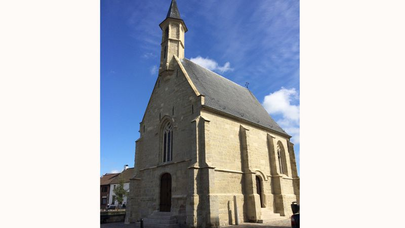 Sint-Gudulakapel, Moorsel (Aalst)