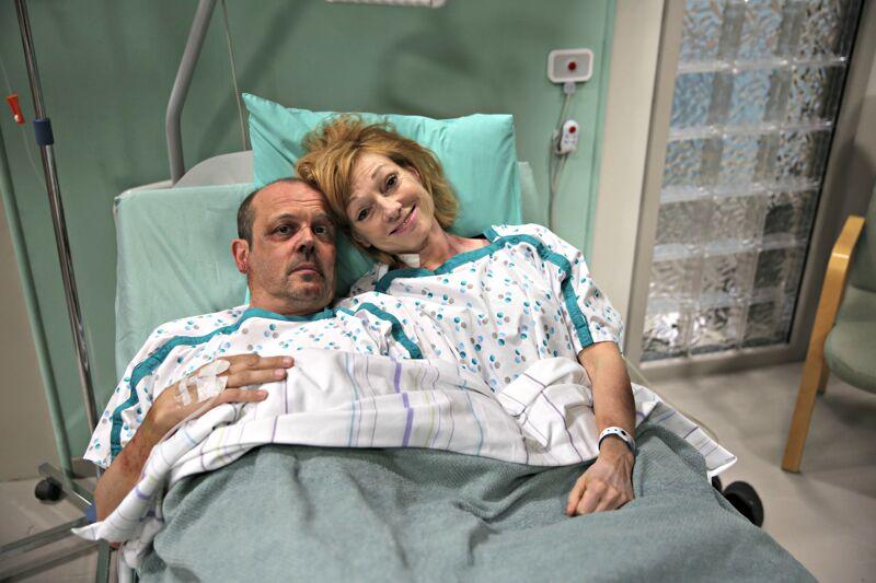 Wat Waldek En Simonne 233 Cht Uitspookten In Het Ziekenhuis