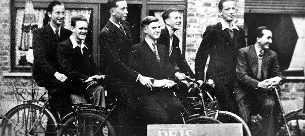 CRAB's op de fiets