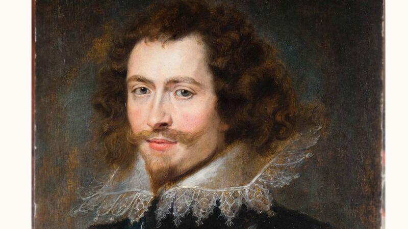 Rubens: Portret van George Villiers, Duke of Buckingham