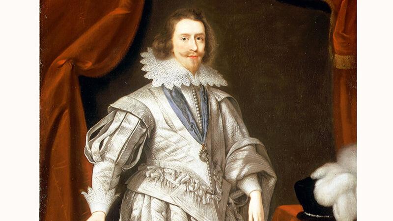 Daniel Mytens: portret van de Duke of Buckingham als Lord High Admiral