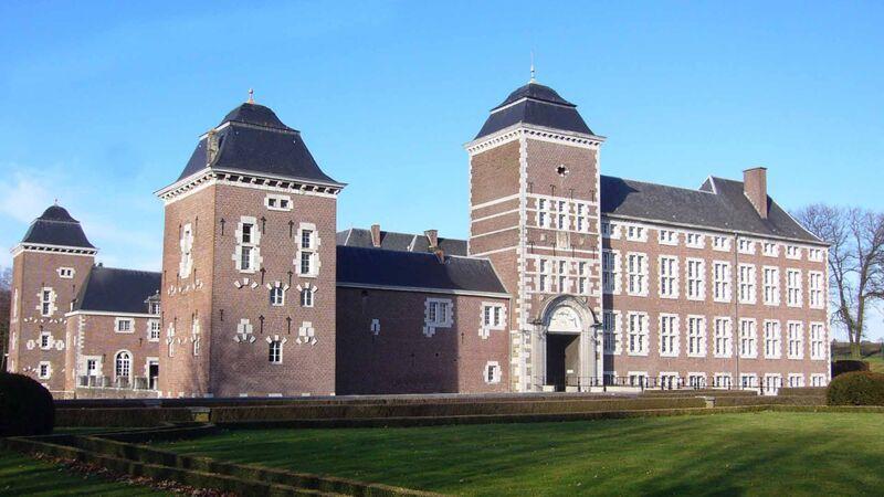 Lebensborn-kasteel van Wégimont