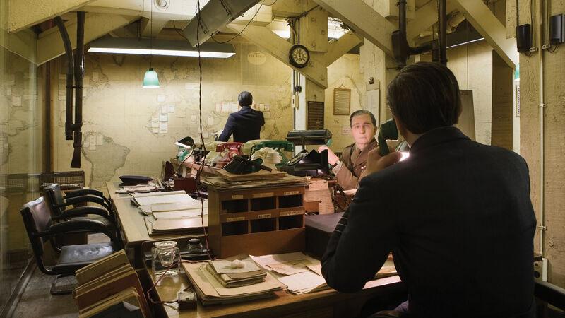 Cabinet War Room, kaartenzaal en communicatiecentrum