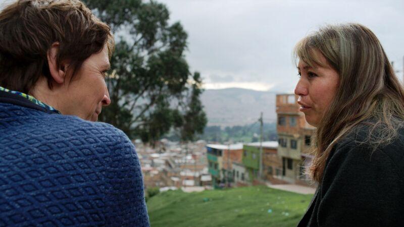 Phara en Alba Luz in Bogota