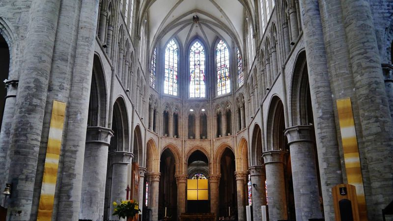 Koor van de kathedraal van Sint-Michiel en Sint-Goedele (vanaf 1226)